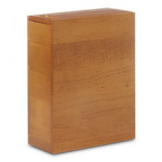 Monterey Maple Scattering Cremation Urn