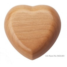 Heartfelt Keepsake Plain Cremation Urn