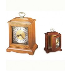 Continuum Oak Mantel Clock