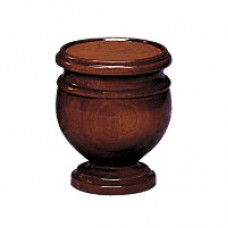 Jefferson Mahogany Keepsake Cremation Urn
