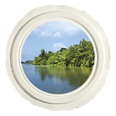 Lakeshore Reflections Biodegradable Scattering Urn