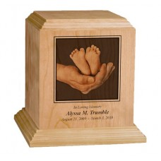 Precious Memories Infant Cremation Urn