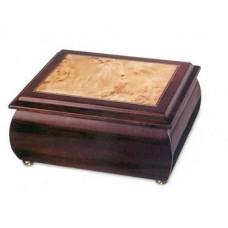 Provincial Hardwood Cremation Urn