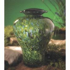 Spring Glass Urn