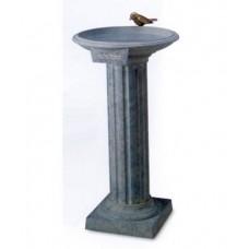 Sanctuary Birdbath Garden Cremation Urn