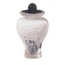 Winter Keepsake Urn