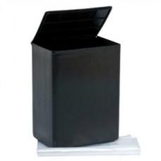 Temporary Plastic Urn